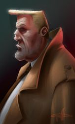 Heavy by griffinator