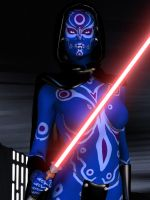 Sith Apprentice by ArchangelSeph