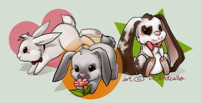 More Bunnies by Kinky-chichi