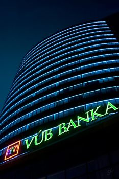 vub bank h.q. by 3onE