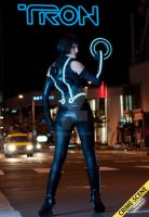 Quorra Tron Legacy4 by Annisse