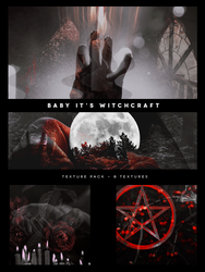baby it's witchcraft by Sixxtear