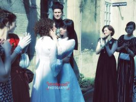 JUST MARRIED VI by cetrobo