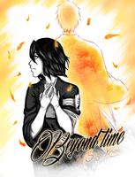 Beyond Time -Ichiruki Doujinshi- Cover by xRyuusei