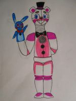 Funtime Freddy by DragonMaster59