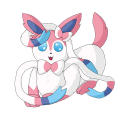 A Sylvie Bby by EeveeQueenJigglypuff