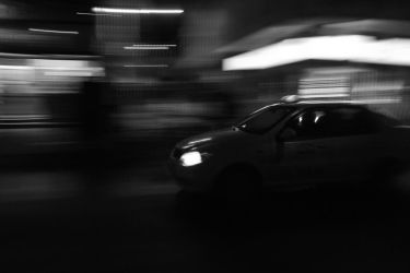 taxi in the dark by needlefish