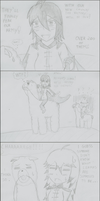 Thank you for all the llamas !! by Evinaizer