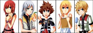 KH compile by RoxanTrinity