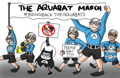Aquabats: Aquabat March