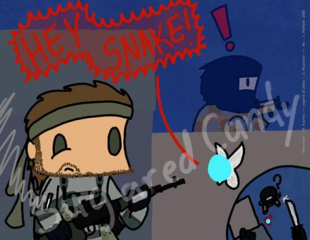Legend of Metal Gear by SugaredCandy