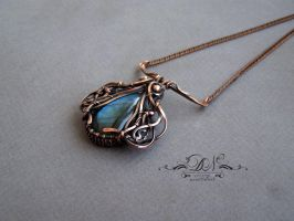 Fly pendant by MDorothy