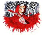 Little Red Riding Hood~ (Tino/Finland) by Touzaiko