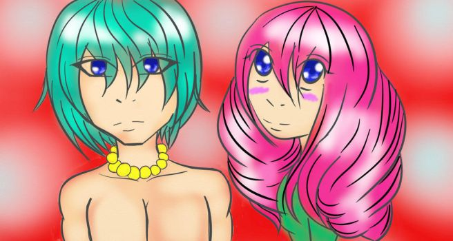 Couple by hinata1star