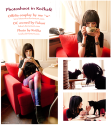 Off photoshoot collage by fayrine