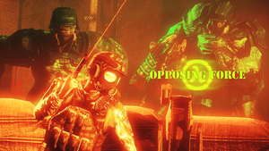 Opposing Force by Robogineer