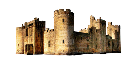 Castle PNG by Amabyllis