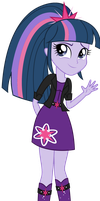The New And Improved Sci-Twi (With Alt. Outfit) by Shafty817