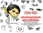 681 anime eyes collection by mayshing