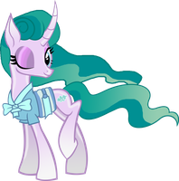 The Glamorously Beautiful Mistmane by Crisostomo-Ibarra