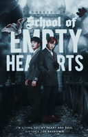 School of Empty Hearts + KaiSoo [Wattpad Cover] by BohemianStorm