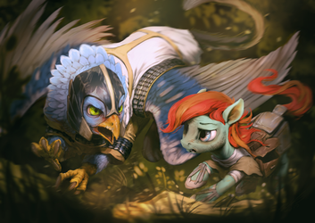 Rise of Encounter by AssasinMonkey