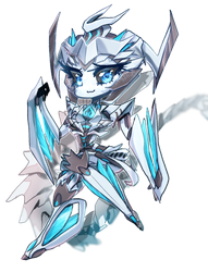 Coldmirror Colouring style B by SPACEcheeseburger