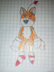 Tails doll by Ninlla124