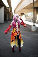 Inori from Guilty Crown by RuffleButtCosplay