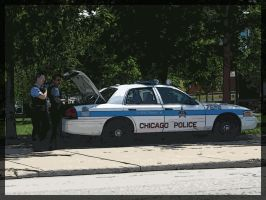 Chicago Police by OsarionStudios