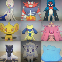 shiny pokemon for sale closed
