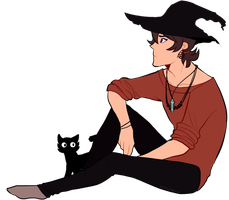 Witch Keith by xNighten