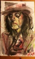 Alice Cooper by ArtByBring