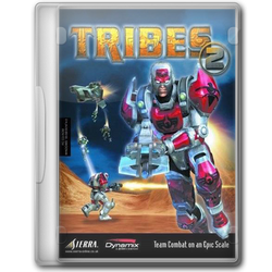 Tribes 2 Plastic Case Icon by hxxp