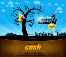 Catch The Cash- Wallpaper Pack by princepal