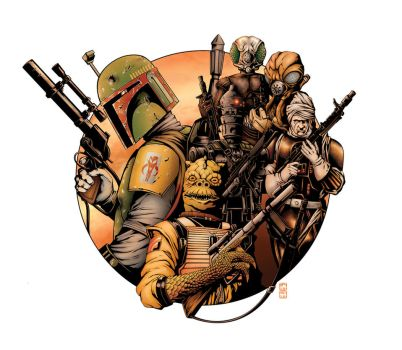 We don't need their scum... by jpc-art