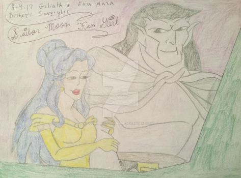 Goliath And Elisa 100 by SailorMoonFanGirl