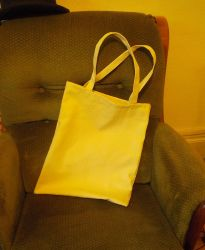 Handmade Tote Bag by AloiInTheSky
