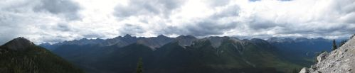 Rocky Mountains by toshina