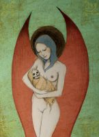 The great whore by MercuriusSublimatus