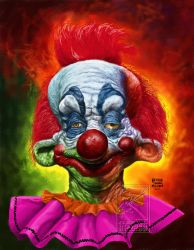 KILLER KLOWNS by MalevolentNate