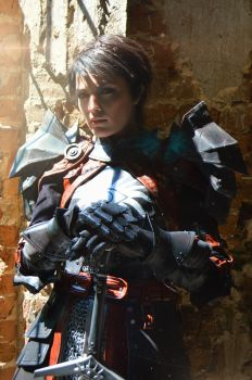 Dragon Age II cosplay by HydraEvil