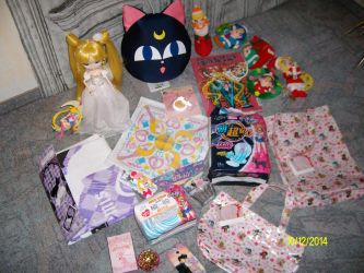 Sailor Moon collection pt. 43 by RoseMarionTyler