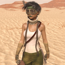 Jade 4 by tombraider4ever