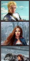 A Game of Thrones 2 by quickreaver