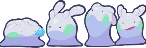 Goomy by hevromero