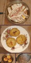 Bacon and Turkey Sopes by Windthin