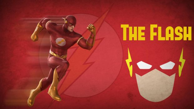 Theflash by GogglesTheChill1219