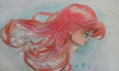 Disney's Princess Ariel  by fmgalicia0424