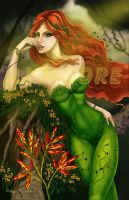 Poison Ivy by GudFit